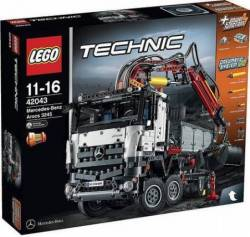 LEGO TECHNIC 42043 Mercedes Benz Arocs
