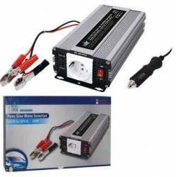 Inverter 300W 12V-230V AC HQ-PURE 300/12