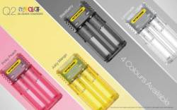 NITECORE Q2 Quick charger 2A ΦΟΡΤΙΣΤΗΣ 2 ΘΕΣΕΩΝ