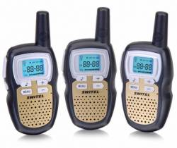 SWITEL WTE 2313 Walkie Talkie Σετ 3 τεμαχίων 5km