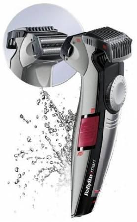 Babyliss E890E 2σε1 trimmer amp Ξυριστική μηχανή a75c9872d49
