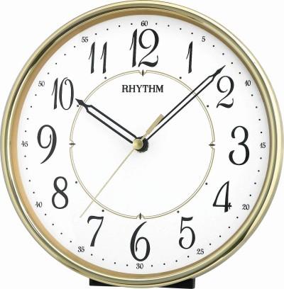 RHYTHM CMG440-NR18 Ρολόι επιτραπέζιο ή τοίχου 529096abaac