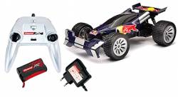CARRERA R/C CAR 1:16 RED BULL BUGGY (160107)