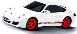 CARRERA R/C 1:16 CAR PORSCHE 911 WHITE 2.4GHz (162058)