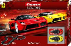 CARRERA SLOT RACING FERRARI EVOLUTION (200 25208)