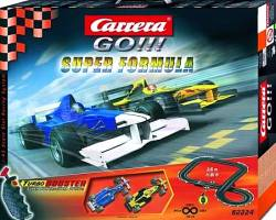 CARRERA SLOT 1:43 GO!!! SUPER FORMULA (62224)