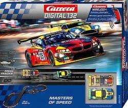 CARRERA SLOT DIGITAL 132 MASTERS OF SPEED (30174)