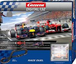 CARRERA SLOT DIGITAL 132 RACE DUEL (30175)