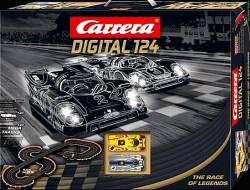 CARRERA 1:24 SLOT DIGITAL 124 THE RACE OF LEGENDS (23616)
