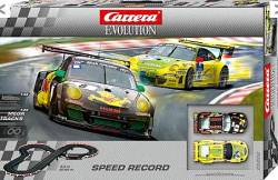 CARRERA SLOT EVOLUTION SPEED RECORD (25202)