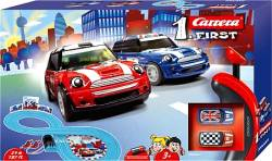 Carrera 1.First 20063009 Mini Cooper 1:50 (031197)