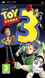 TOY STORY 3 PSP GAME