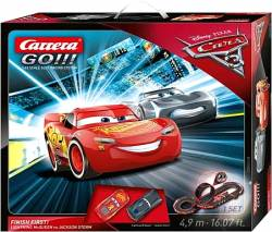 Carrera Slot 1:43 - Disney Cars 3 - Finish First