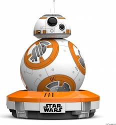 SPHERO APP-ENABLED DROID - STAR WARS BB-8  (R001ROW)