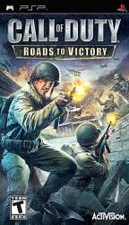 Call of Duty 3 Roads to Victory - PSP