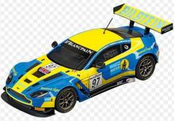 CARRERA SLOT CAR - DIGITAL 132 ASTON MARTIN V12 VANTAGE GT3 BILSTEIN NO.97 2013 (30676)