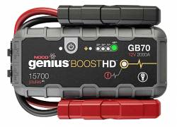 GB70 Noco Genius Boost Plus Εκκινητής - Booster λιθίου  2000A εκκίνησης 15.700 Joules