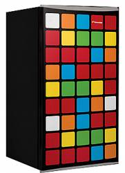 Inventor INVMS93BR Black Bar Exclusive Rubik Ψυγείο