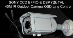 CAMERA 2505F CCD SONY 700TVL VARIFOCAL