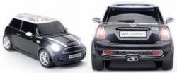MOUSE MINI COOPER S WIRELESS BLACK