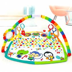 FISHER PRICE - BABY'S BANDSTAND PLAY GYM (DFP69)