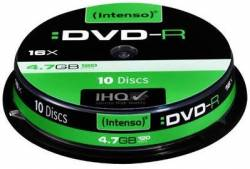 INTENSO 04317 DVD-R 4,7GB