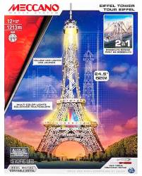 MECCANO Eiffel tower 2 in 1 Model Set Συναρμολογούμενα