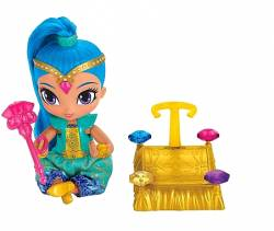 Fisher-Price Shimmer And Shine, Floating Genie, Shine Κούκλα FHN28 / FHN30