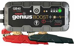GB40 NOCO GENIUS Εκκινητής - Booster λιθίου 1000A εκκίνησης (7000 Joules).