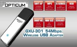 Wireless G USB adapter OPTICUM