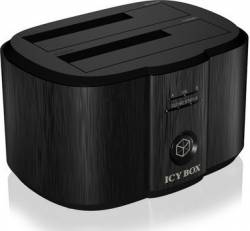 ICY BOX  IB-124CL-U3 Docking Station