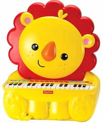 FISHER PRICE KFP2125 LION PIANO