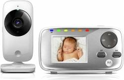 Motorola MBP 482 Digital Video Baby Monitor