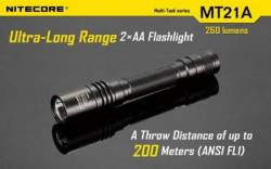 ΦΑΚΟΣ LED NITECORE MULTI TASK MT21A