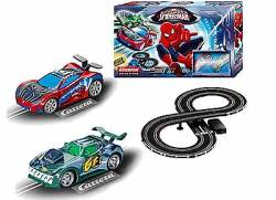 Αυτοκινητόδρομος Carrera Slot Marvel Ultimate Spider-man (62195)