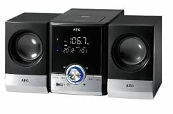 AEG MC 4461 MINI HI-FI  Music center CD / MP3