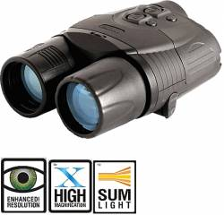 YUKON 28046 NIGHT VISION RANGER 5X42 DIGITAL PRO ΚΥΑΛΙΑ