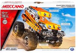 MECCANO Canyon Crawler 2 in1 Model set Συναρμολογούμενα
