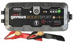 GB20 NOCO GENIUS Εκκινητής - Booster λιθίου 400A εκκίνησης (4650 Joules)