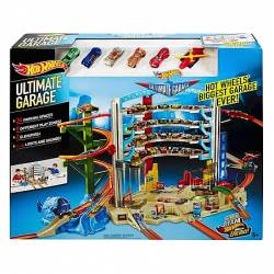 HOT WHEELS ULTIMATE GARAGE (CMP80)